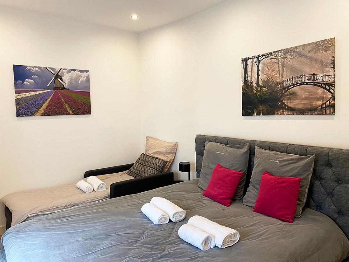 Volledig bemeubeld appartement met 2 slaapkamers & terras in het bruisende Antwerpen! afbeelding 8