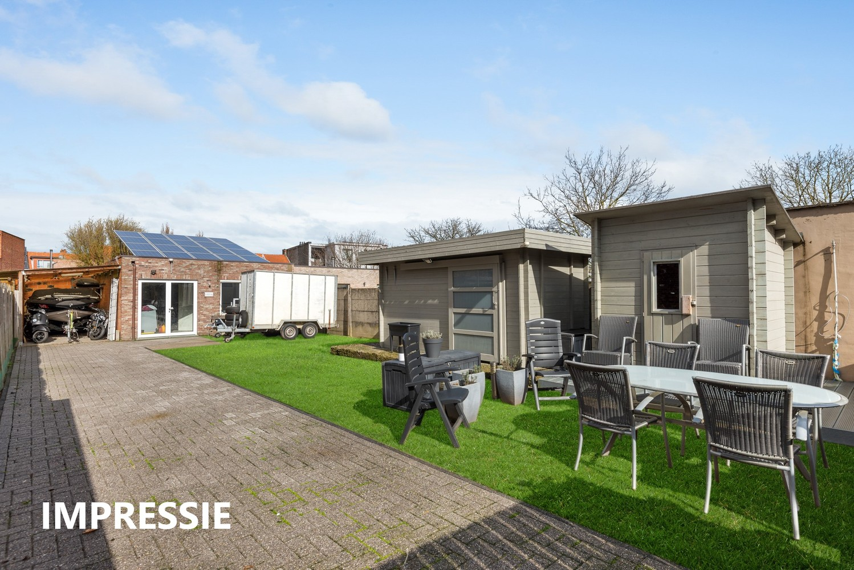 Verrassend ruime woning met groot werkhuis, jacuzzi, sauna, zonnepanelen en 3 slaapkamers in Wommelgem! afbeelding 16