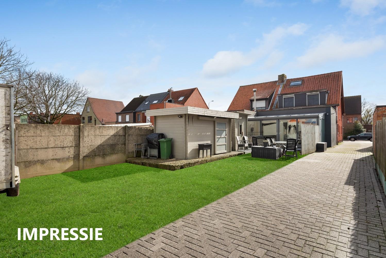 Verrassend ruime woning met groot werkhuis, jacuzzi, sauna, zonnepanelen en 3 slaapkamers in Wommelgem! afbeelding 21