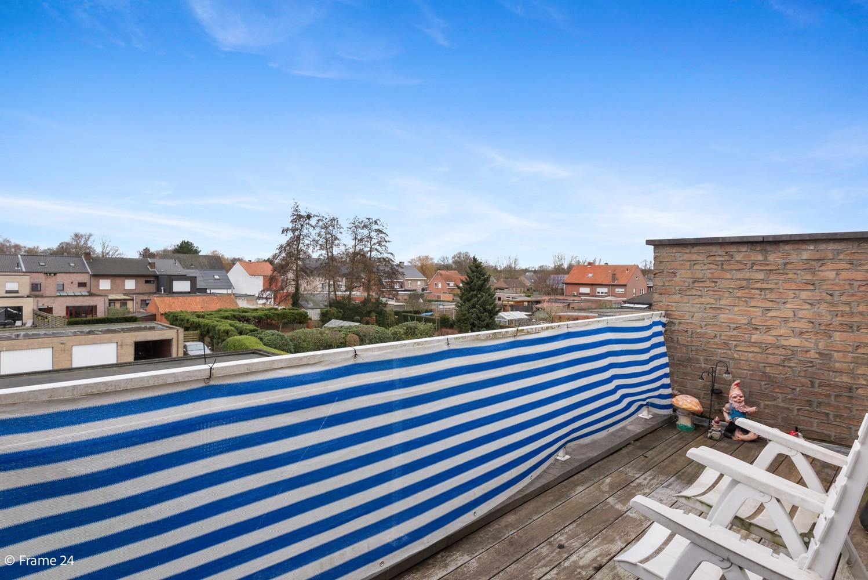 Prachtige duplex met 3 slaapkamers, terras & garage in Wuustwezel! afbeelding 16