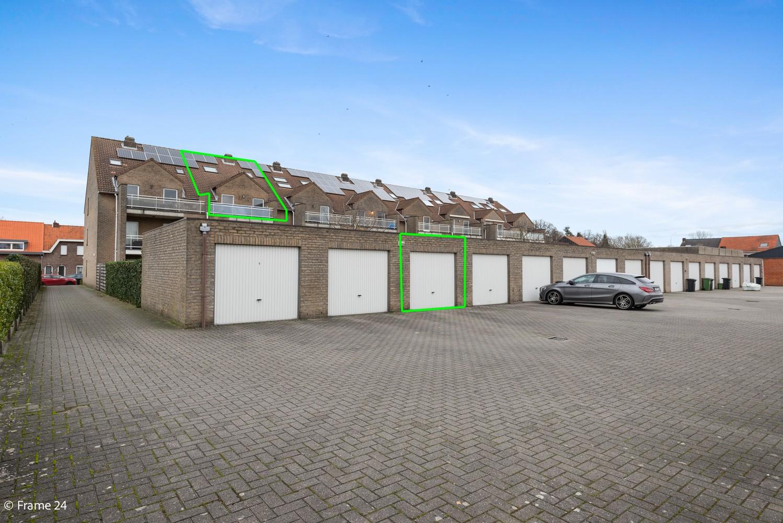 Prachtige duplex met 3 slaapkamers, terras & garage in Wuustwezel! afbeelding 17