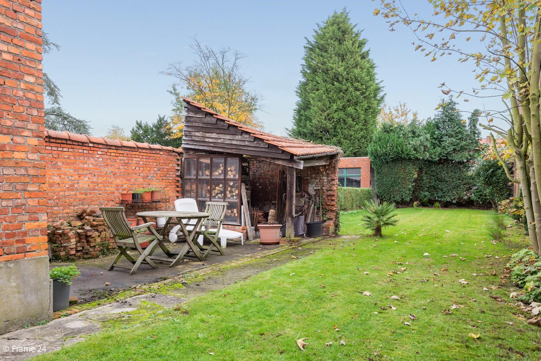 Op te frissen woning met veel potentieel, 3 slaapkamers en grote tuin in Ekeren! afbeelding 19