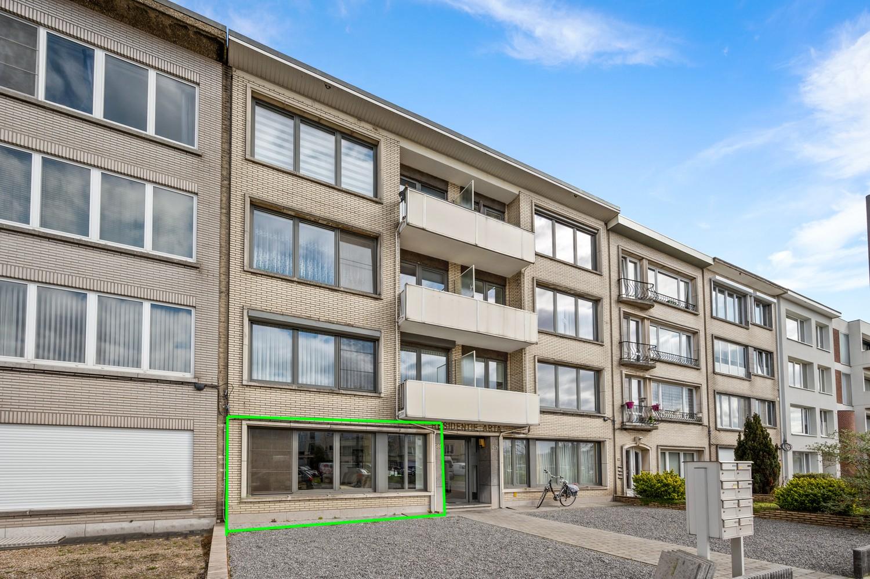 Gerenoveerd gelijkvloers appartement met 2 slaapkamers en tuin te Deurne! afbeelding 16