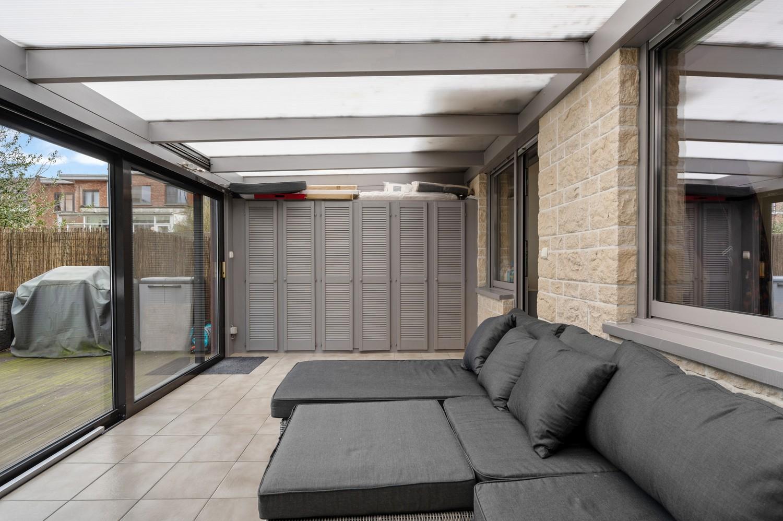 Gerenoveerd gelijkvloers appartement met 2 slaapkamers en tuin te Deurne! afbeelding 14