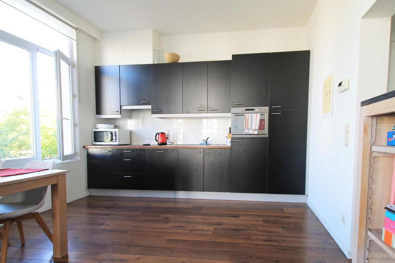 Lichtrijk 1-slaapkamer appartement (72 m²) op een absolute toplocatie te Antwerpen-Zuid! afbeelding 3