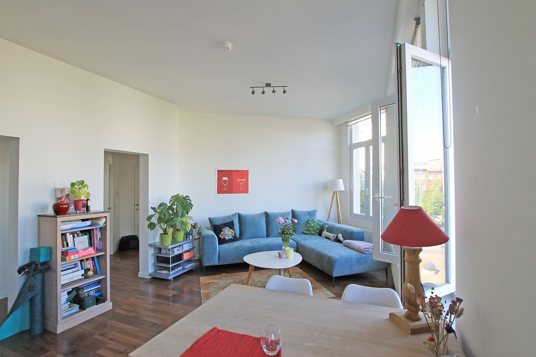 Lichtrijk 1-slaapkamer appartement (72 m²) op een absolute toplocatie te Antwerpen-Zuid! afbeelding 2