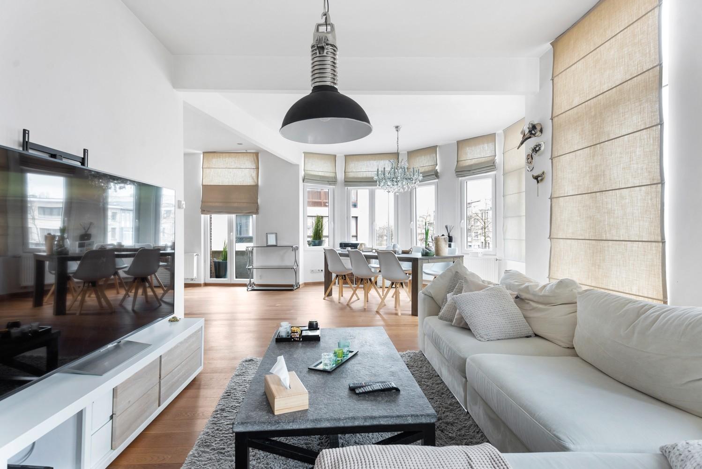 Heel mooi gerenoveerd en lichtrijk appartement (+/- 115 m²) nabij het Nachtegalenpark! afbeelding 7