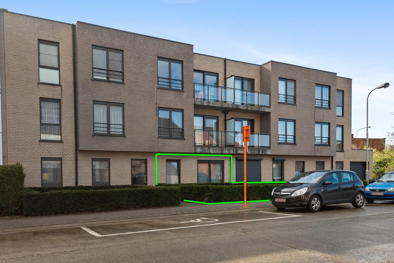 Instapklaar gelijkvloers appartement met 2 slaapkamers en zonnige tuin in centrum Duffel! afbeelding 21