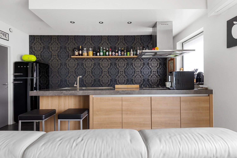 Instapklaar gelijkvloers appartement met 2 slaapkamers en zonnige tuin in centrum Duffel! afbeelding 3