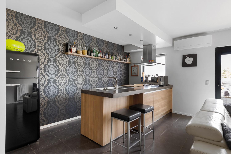 Instapklaar gelijkvloers appartement met 2 slaapkamers en zonnige tuin in centrum Duffel! afbeelding 2