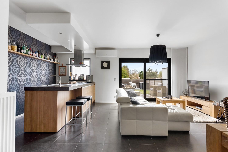 Instapklaar gelijkvloers appartement met 2 slaapkamers en zonnige tuin in centrum Duffel! afbeelding 1