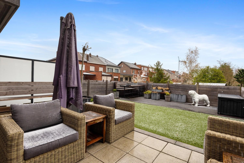 Instapklaar gelijkvloers appartement met 2 slaapkamers en zonnige tuin in centrum Duffel! afbeelding 11