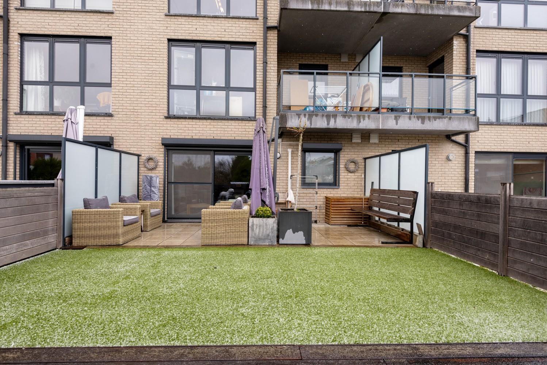 Instapklaar gelijkvloers appartement met 2 slaapkamers en zonnige tuin in centrum Duffel! afbeelding 14