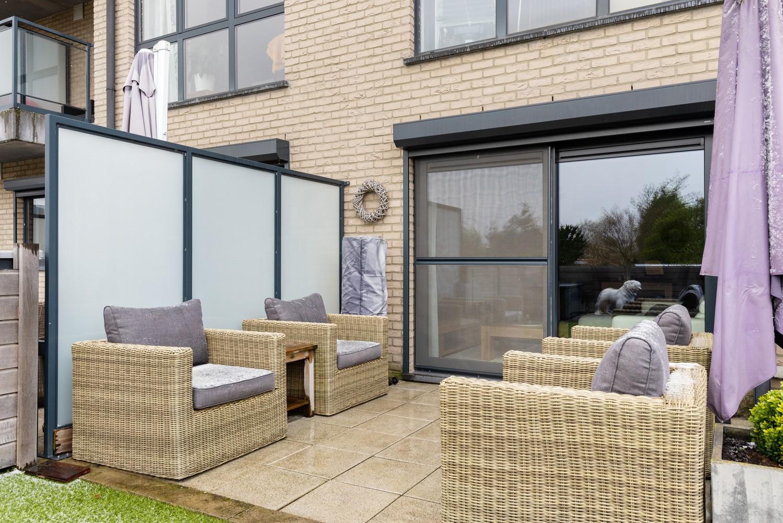 Instapklaar gelijkvloers appartement met 2 slaapkamers en zonnige tuin in centrum Duffel! afbeelding 12