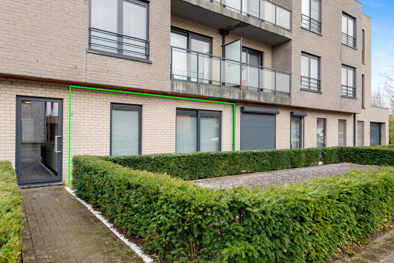 Instapklaar gelijkvloers appartement met 2 slaapkamers en zonnige tuin in centrum Duffel! afbeelding 20