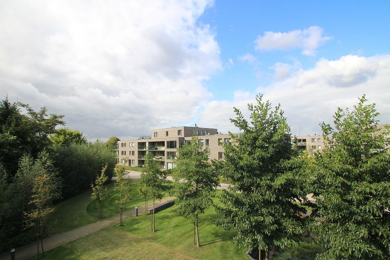 Recent appartement met twee slaapkamers en terras op rustige en groene locatie te Wijnegem! afbeelding 10