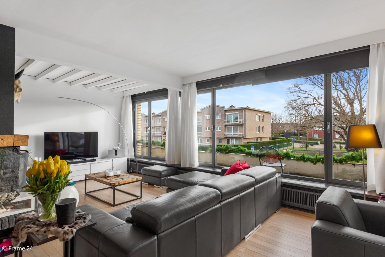 Waanzinnig ruim duplex appartement (175m²) met 4 slaapkamers & terras in Borsbeek afbeelding 3