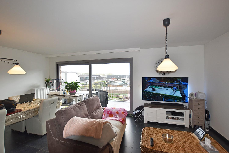 Recent appartement met 2 slaapkamers en terras in de stijlvolle residentie 't Eyserhof! afbeelding 1