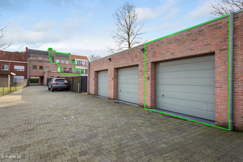 Prachtig duplex-dakappartement met twee terrassen en garagebox te Schilde! afbeelding 17