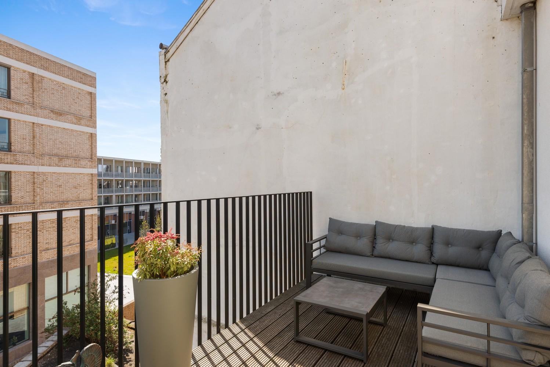 Stijlvol gerenoveerd appartement gelegen tussen het historisch centrum en 't Eilandje! afbeelding 19