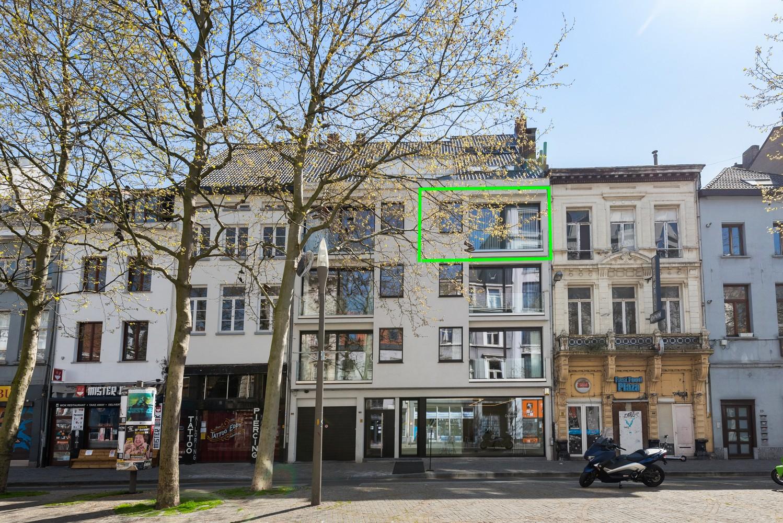 Stijlvol gerenoveerd appartement gelegen tussen het historisch centrum en 't Eilandje! afbeelding 22