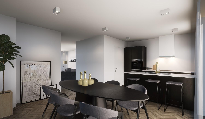 Luxueuze halfopen BEN-woning met 3 slaapkamers nabij centrum Broechem! afbeelding 3