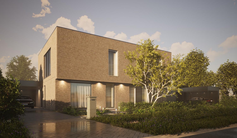 Luxueuze halfopen BEN-woning met 3 slaapkamers nabij centrum Broechem! afbeelding 1