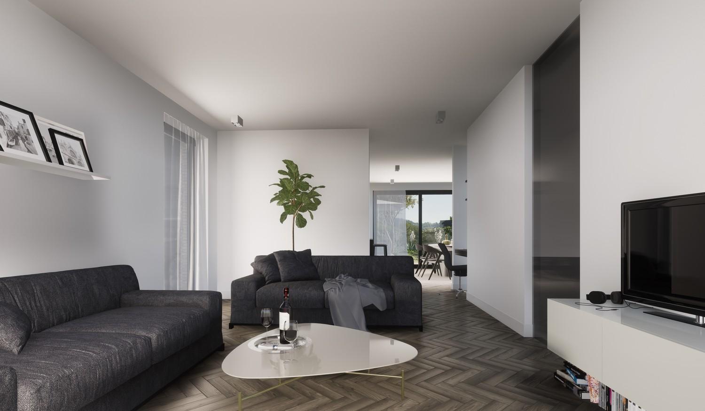 Luxueuze halfopen BEN-woning met 3 slaapkamers nabij centrum Broechem! afbeelding 5