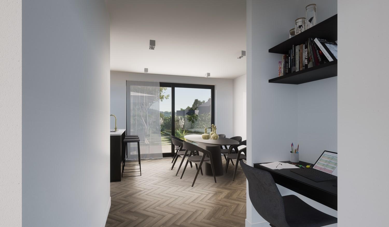 Luxueuze halfopen BEN-woning met 3 slaapkamers nabij centrum Broechem! afbeelding 6