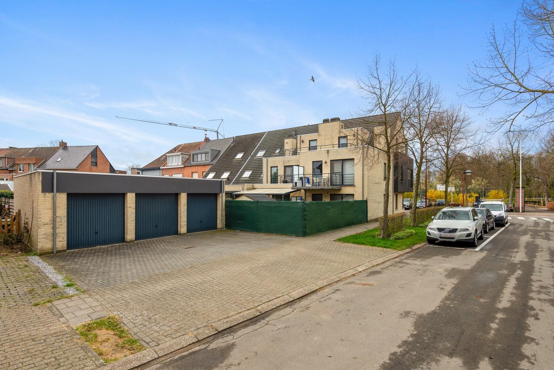 Gezellig, gelijkvloers appartement met tuin en terras in centrum Lint! afbeelding 14
