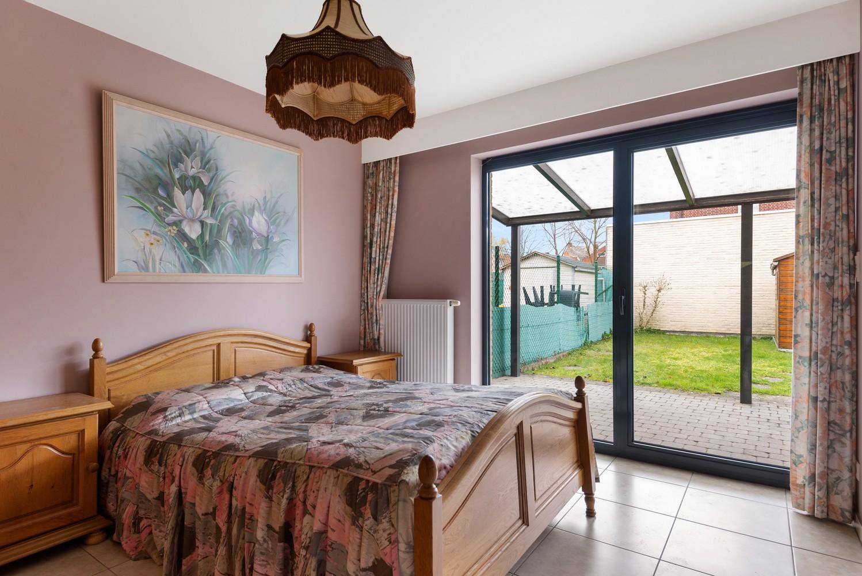 Gezellig, gelijkvloers appartement met tuin en terras in centrum Lint! afbeelding 10