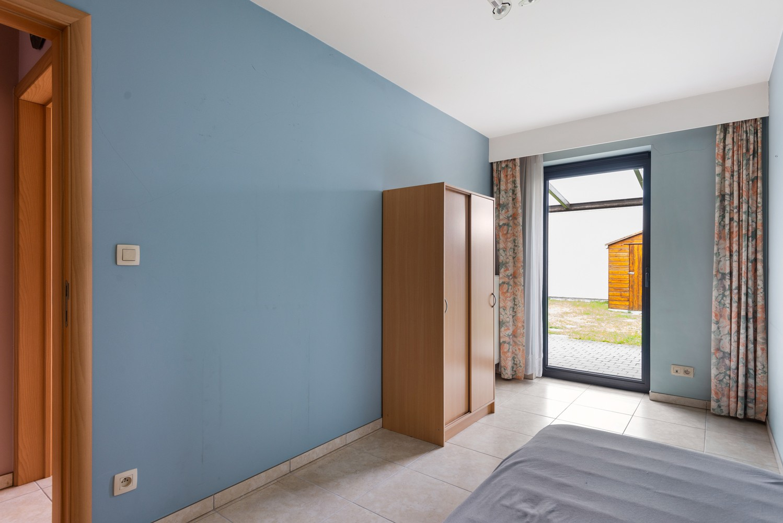 Gezellig, gelijkvloers appartement met tuin en terras in centrum Lint! afbeelding 11