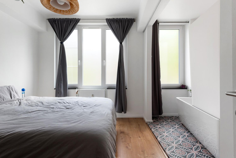 Trendy en volledig gerenoveerd 1-slpk appartement gelegen in de Tentoonstellingswijk! afbeelding 9