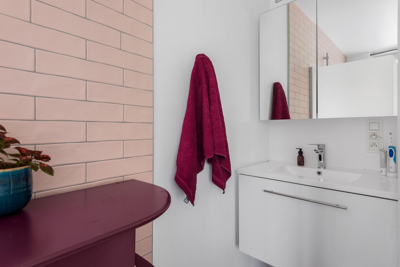 Trendy en volledig gerenoveerd 1-slpk appartement gelegen in de Tentoonstellingswijk! afbeelding 11