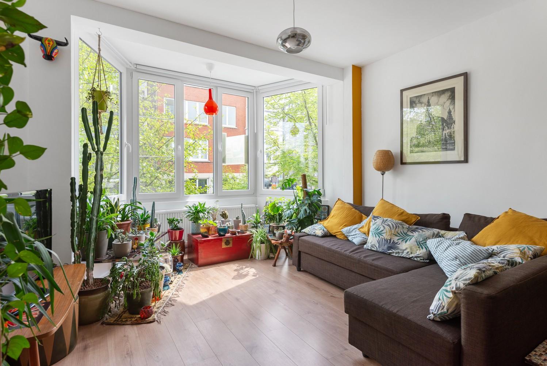 Trendy en volledig gerenoveerd 1-slpk appartement gelegen in de Tentoonstellingswijk! afbeelding 4