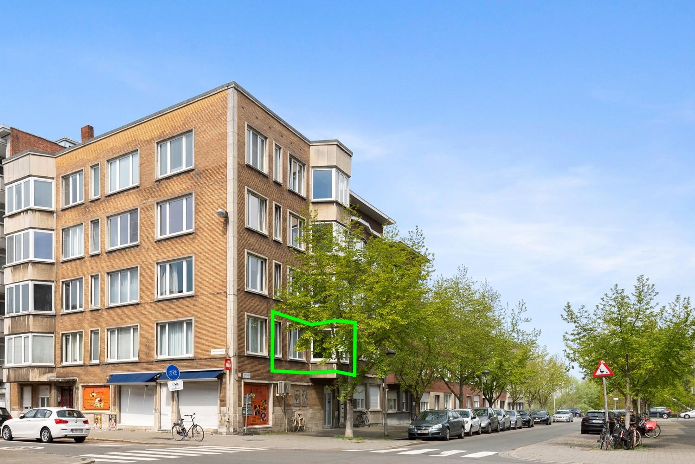 Trendy en volledig gerenoveerd 1-slpk appartement gelegen in de Tentoonstellingswijk! afbeelding 13