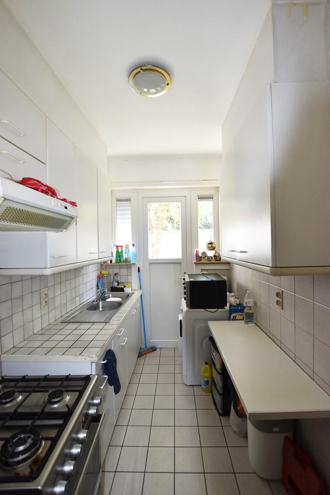 Gelijkvloers appartement met één slaapkamer en tuin te 2020 Antwerpen! afbeelding 4