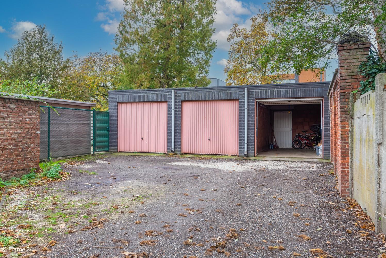 Zeer ruim en instapklaar gelijkvloers appartement met tuin en garage te Wijnegem! afbeelding 19