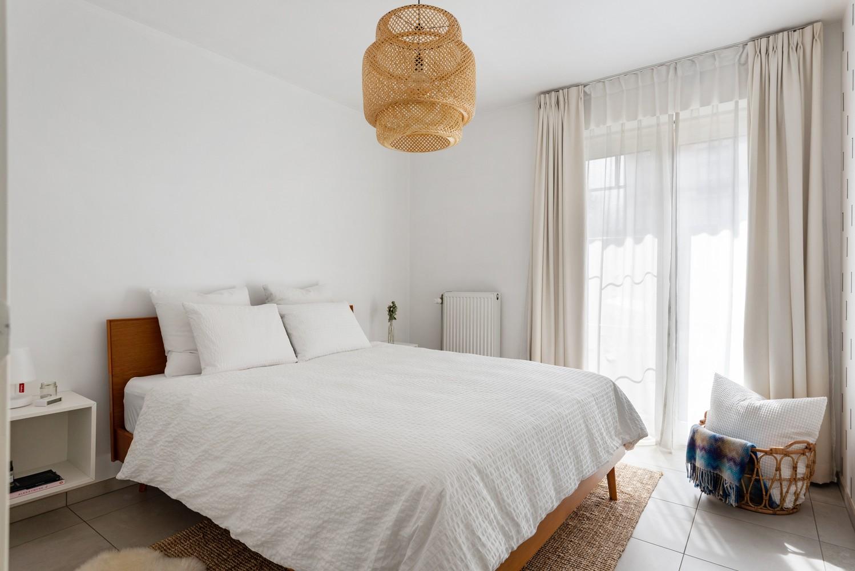 Recent, gelijkvloers appartement met 2 slaapkamers, ruime tuin, garagebox & berging! afbeelding 8