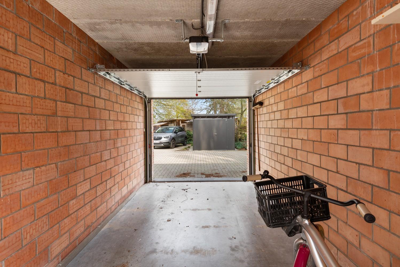 Recent, gelijkvloers appartement met 2 slaapkamers, ruime tuin, garagebox & berging! afbeelding 16