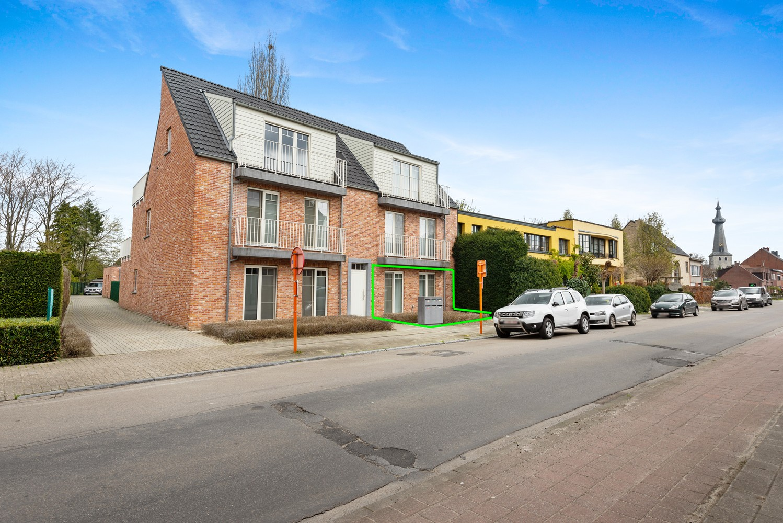 Recent, gelijkvloers appartement met 2 slaapkamers, ruime tuin, garagebox & berging! afbeelding 17