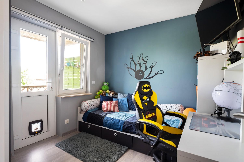 Ruim appartement met drie slaapkamers en terras op centrale locatie in Deurne! afbeelding 12