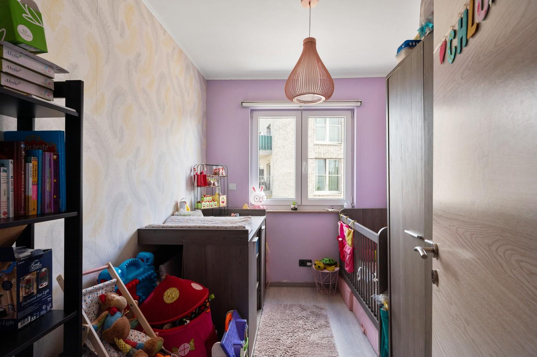 Ruim appartement met drie slaapkamers en terras op centrale locatie in Deurne! afbeelding 11