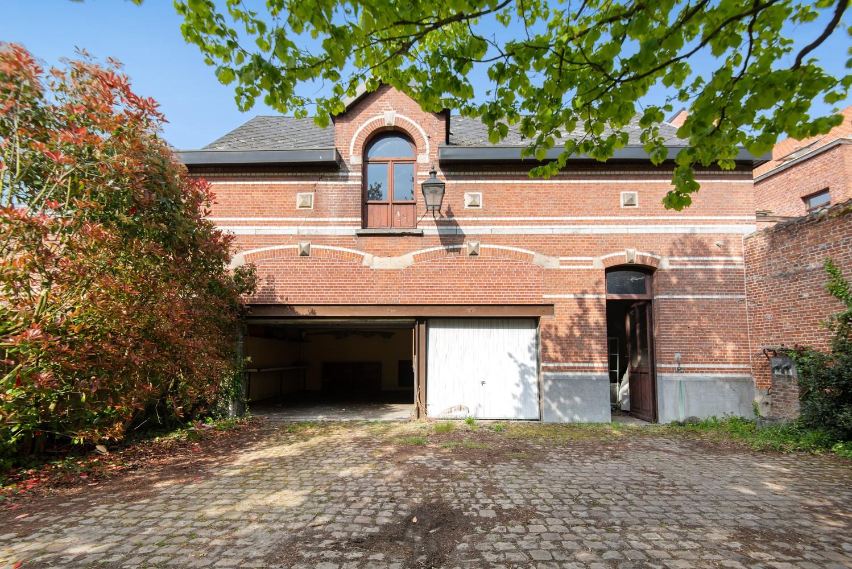 Projecteigendom/grote (kangoeroe)woning met veel mogelijkheden en centraal gelegen te Wijnegem! afbeelding 29