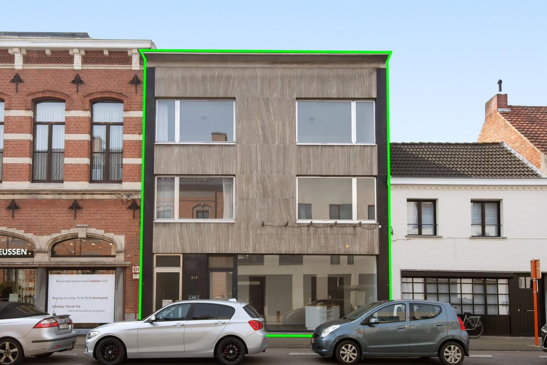 Projecteigendom/grote (kangoeroe)woning met veel mogelijkheden en centraal gelegen te Wijnegem! afbeelding 1