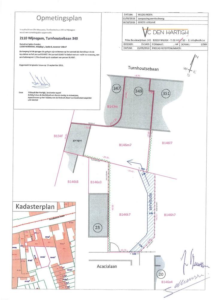 Projecteigendom/grote (kangoeroe)woning met veel mogelijkheden en centraal gelegen te Wijnegem! afbeelding 31