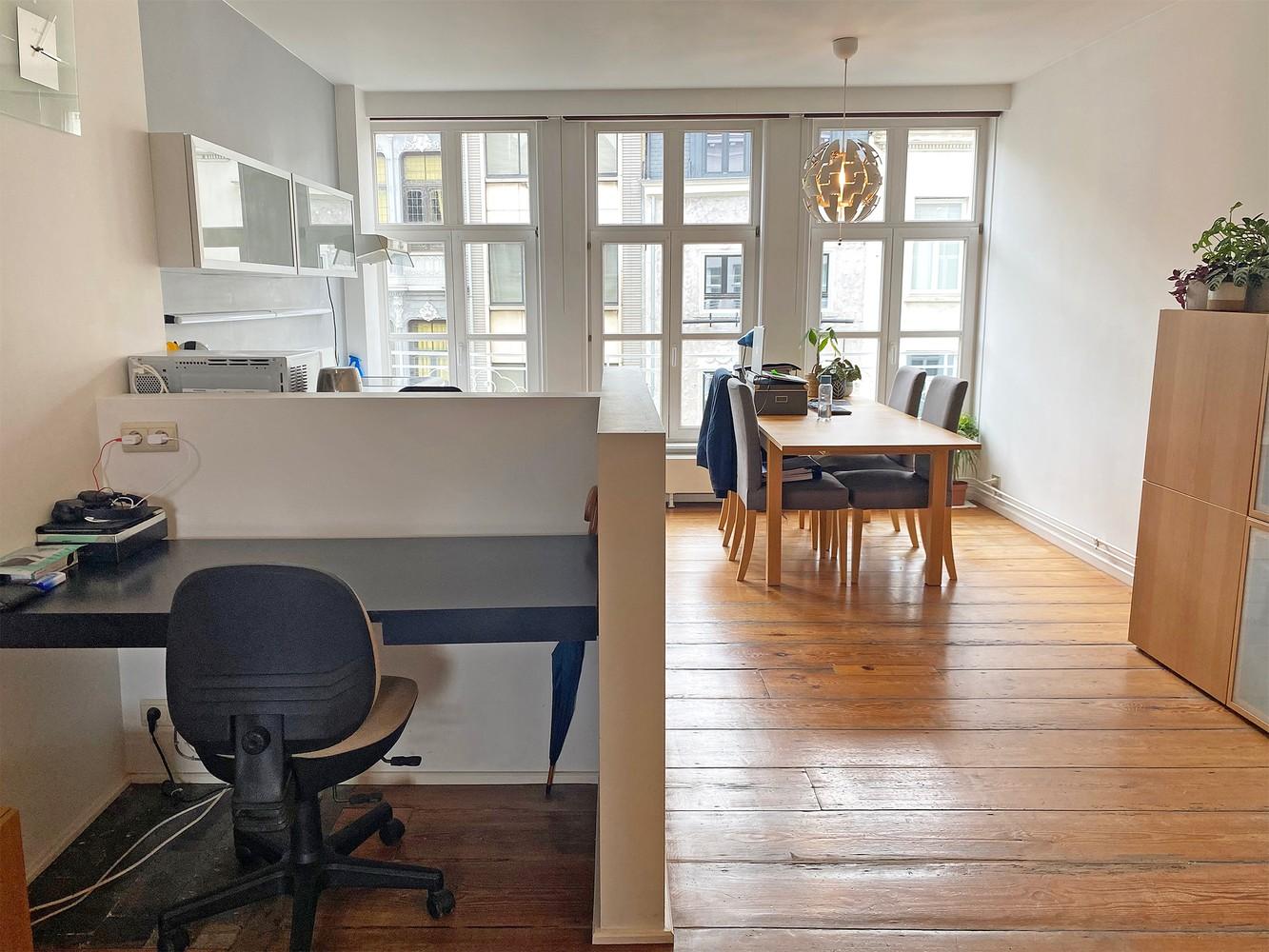 Leuk appartement met 1 slaapkamer in hartje Antwerpen! afbeelding 5