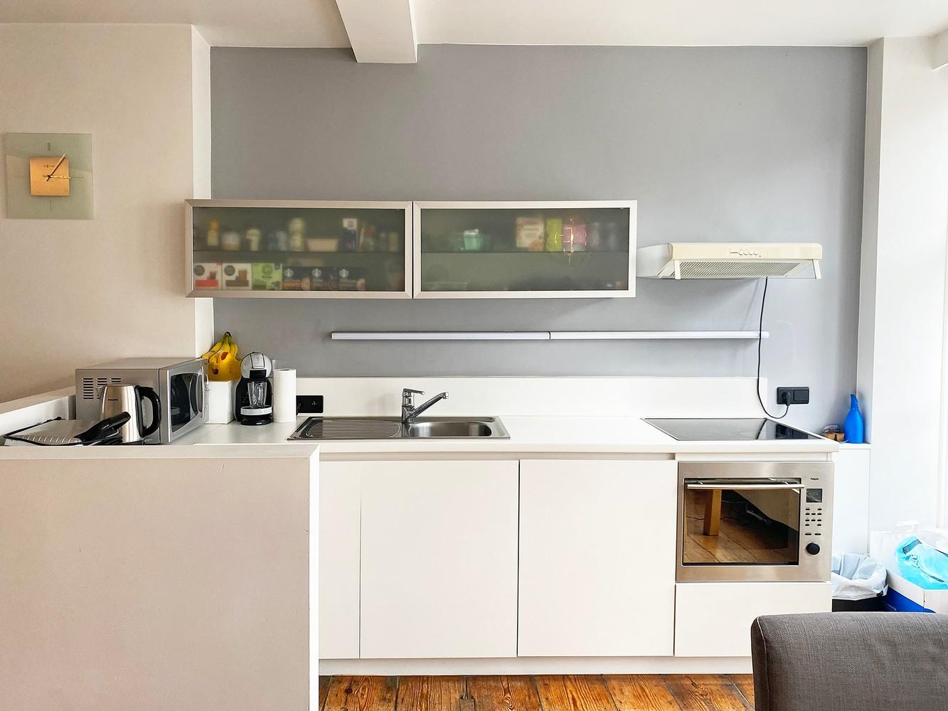 Leuk appartement met 1 slaapkamer in hartje Antwerpen! afbeelding 1