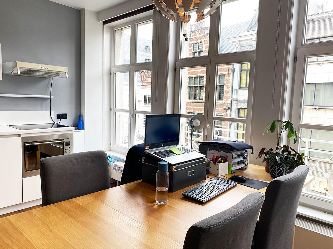 Leuk appartement met 1 slaapkamer in hartje Antwerpen! afbeelding 6