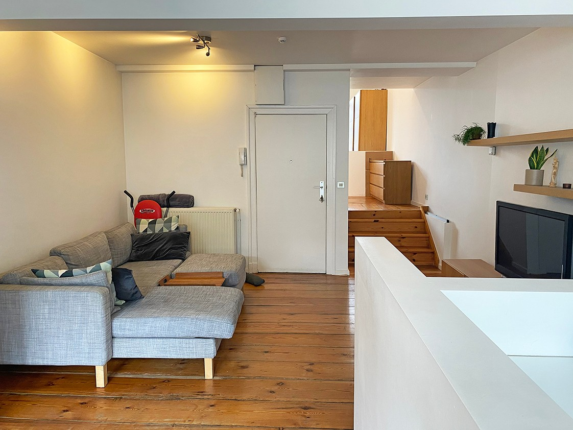 Leuk appartement met 1 slaapkamer in hartje Antwerpen! afbeelding 4